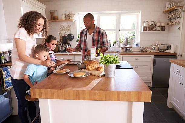 10 Unique Kitchen Countertop Ideas