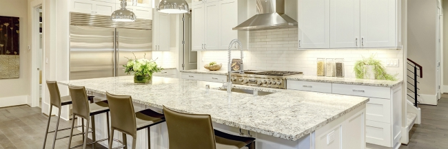 Unhappy with Your Cold Granite? Here's How You Can Change That