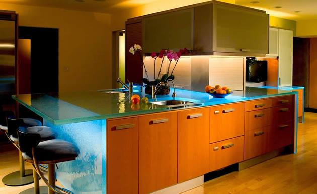 modern countertop ideas