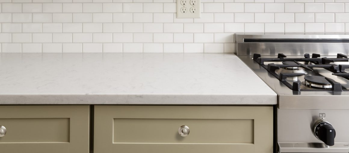 Using a Floor Heater to Warm Your Countertop? There's a Better Solution