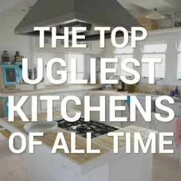 The top ugliest kitchens of all times